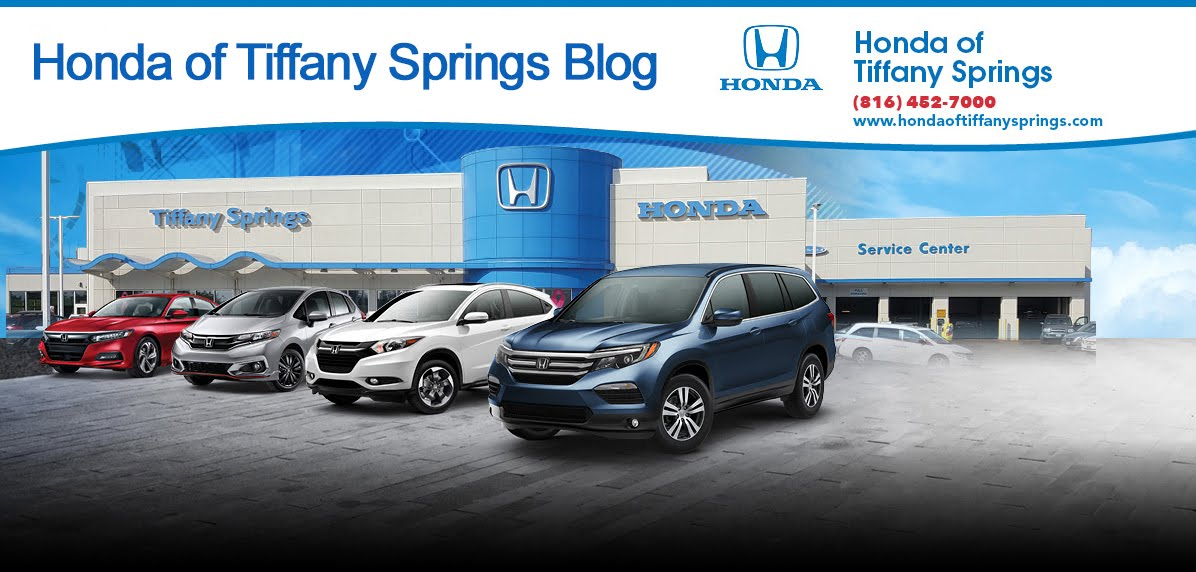 Honda of Tiffany Springs Blog