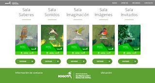 MUSEO VIRTUAL de animales sintientes de Bogotá