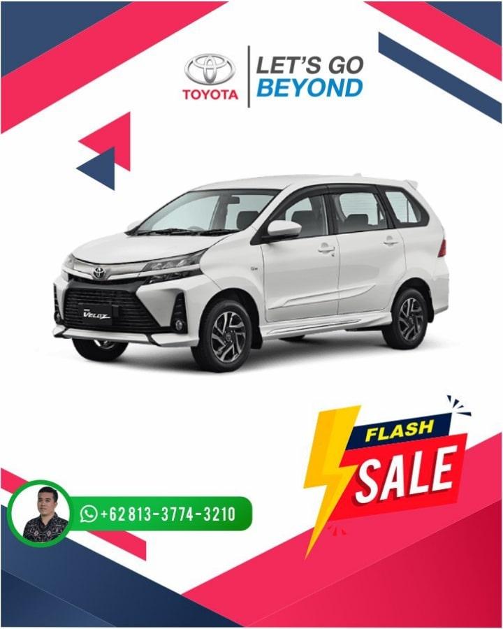 Harga Promo Toyota Veloz Bali