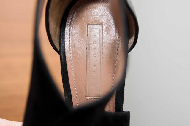 wkładka buty Hugo Boss