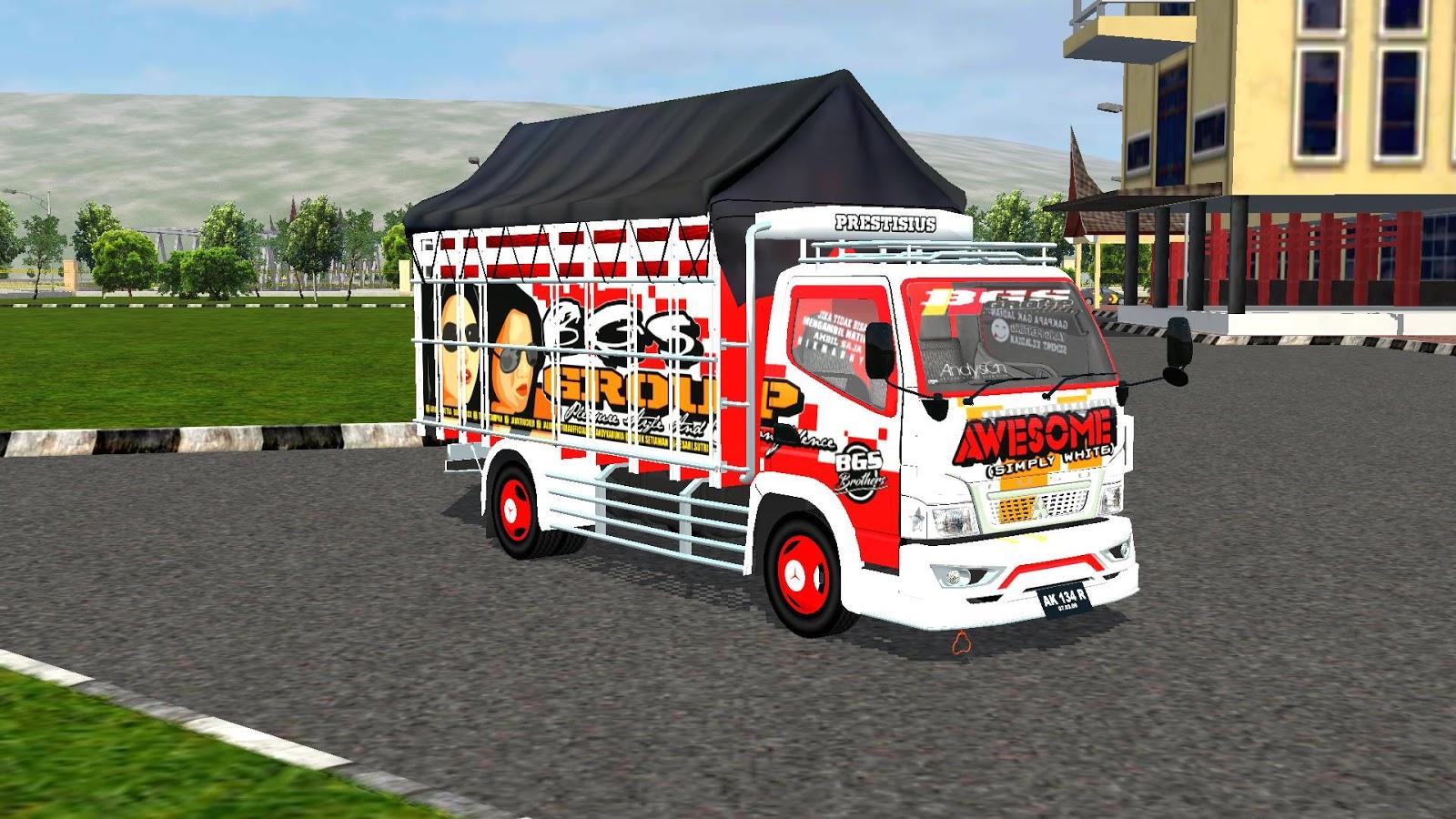 Mod Truck Canter HSD