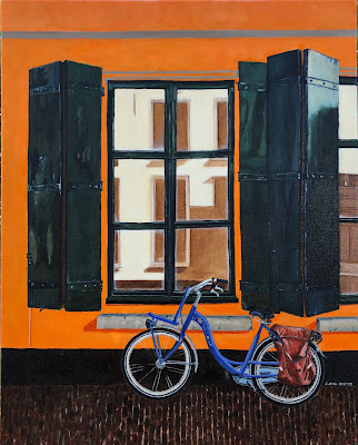 De Fiets (The Bicycle) - Copyright Christine Ong-Dijcks
