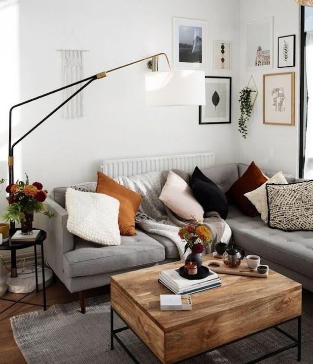Gambar Desain Ruang Tamu Sederhana tapi Menarik Terbaru