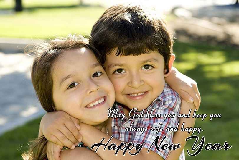 new year wishes for child 2019