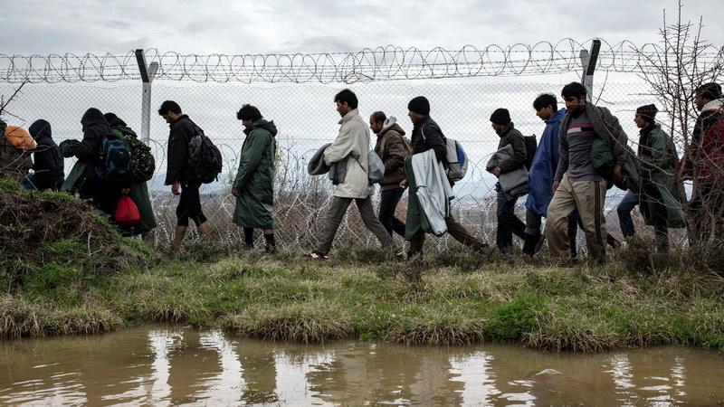 Τόσκας για προσφυγικές ροές στον Έβρο: «Όλα υπό έλεγχο» - Μαυρίδης: «Όλα στο όριο»