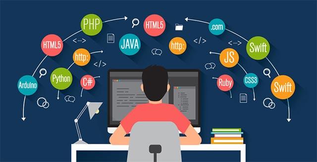 Top ngôn ngữ lập trình hot nhất 2019