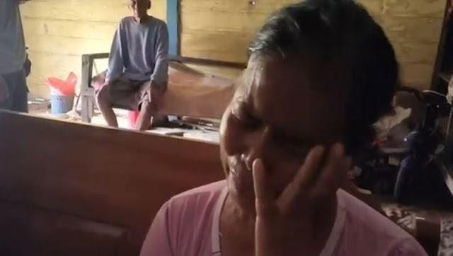 Suami Ngojek Tak Kunjung Pulang, Perempuan di Blora Ini Menangis Histeris