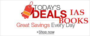 BUY IAS BOOKS ON HUGE DISCOUNT ONLY FOR TODAY