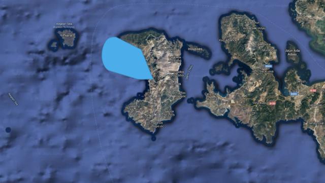 Η Τουρκία αντιδρά για ελληνικές ασκήσεις δυτικά της Χίου!
