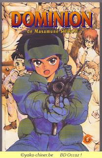 Masamune Shirow, Dominion, 1995