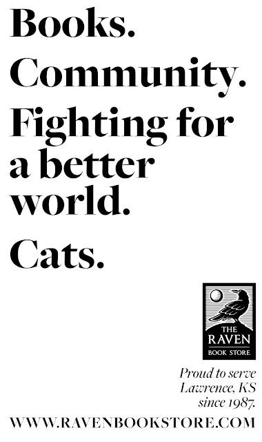Raven Book Store, Lawrence, Kansas