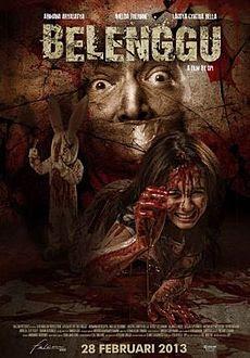 Poster Film Belenggu