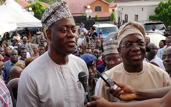 Oyo deputy governor outsmarts Governor Seyi Makinde