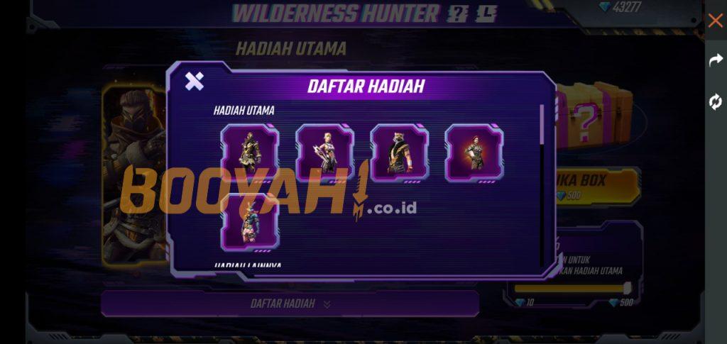 Bocoran Event Mystery Crate Terbaru, Berhadiah 5 Bundle Keren!