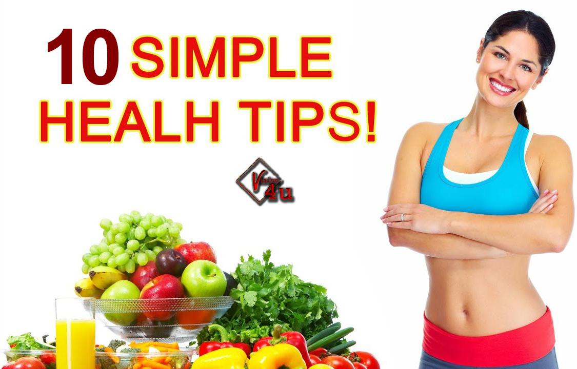 Hewalth tips