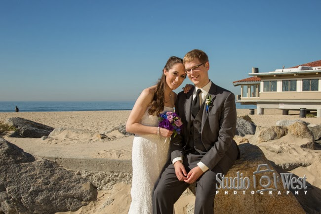 The Chart House Redondo Beach wedding photography
