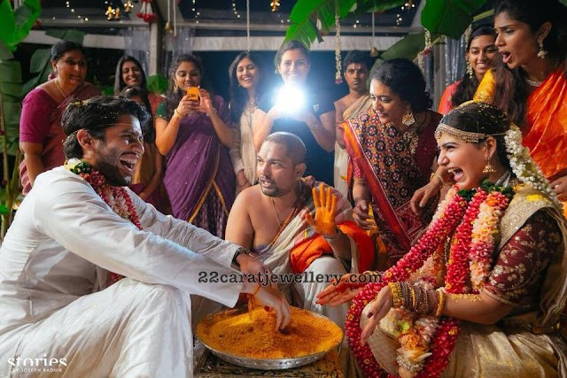 Samantha Akkineni Naga Chaitanya Wedding