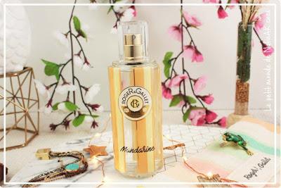 parfum tonique et frais