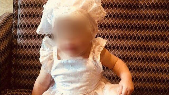 Родители накрыли умирающую девочку одеялом, чтобы она не мешала им