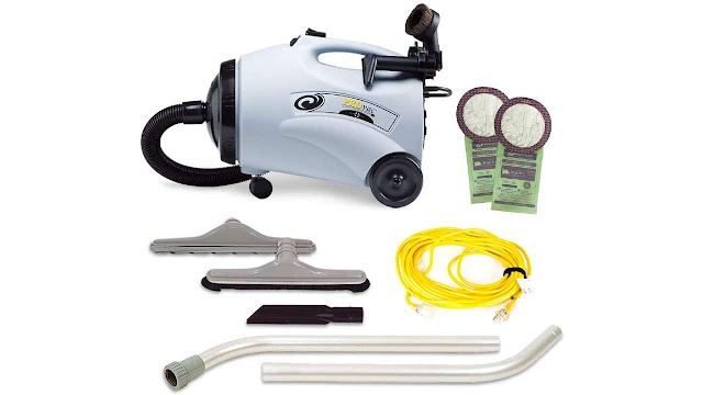 ProTeam Canister Vacuum Cleaners