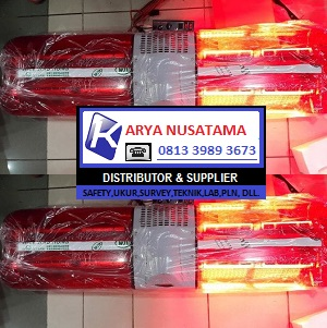Jual LED Merah Lampu Siren Ambulan, PMI Strobo di Pamekasan