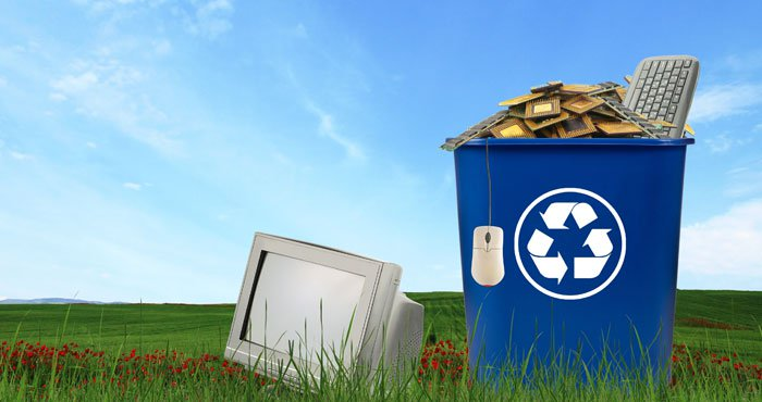IT disposals, IT equipment, IT hardware , IT recycling process,