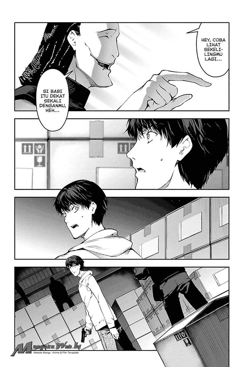 Darwin's Game Chapter 28-29