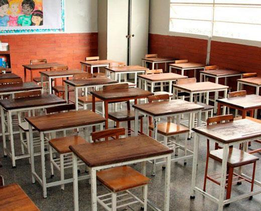 El hambre y la escasez marcan asistencia en las aulas