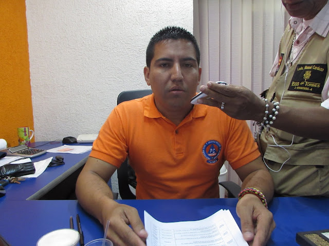 Dos funcionarios fueron agredidos durante actuación de procedimiento en Táchira.