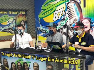 Em Picuí, prefeito Olivânio anuncia emenda de Frei Anastácio para construção de uma UBS no bairro São José