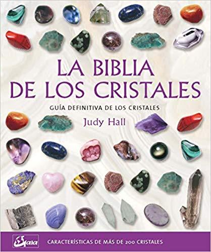La más completa guía de cristales del mundo.
