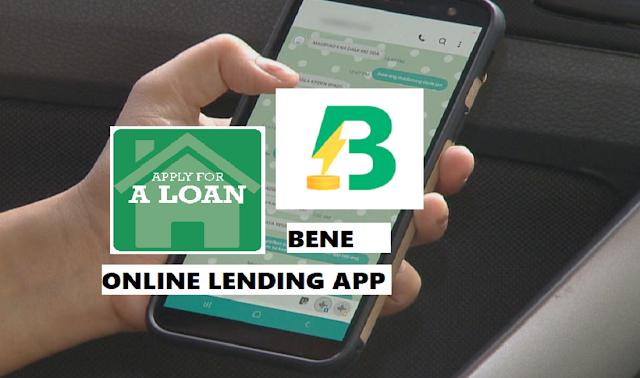 BENE  I  Online Lending App