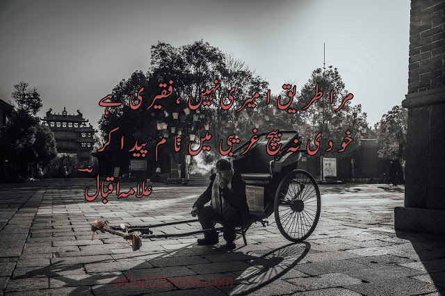 Urdu Poetry | Allama Iqbal Poetry | 10 Best Urdu Poetry Images