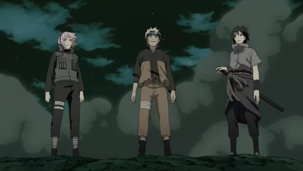 Lucu! 5 Kisah Cinta Segitiga Terbaik di Naruto