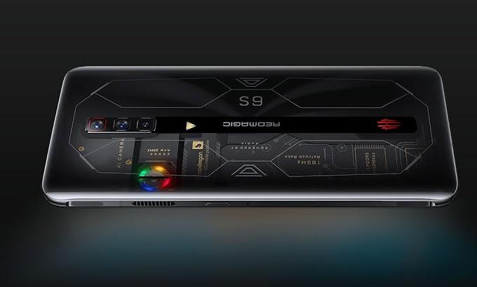 مواصفات و سعر زد تي اي ZTE nubia Red Magic 6s Pro