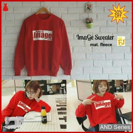 AND365 Sweater Wanita Image Murah BMGShop