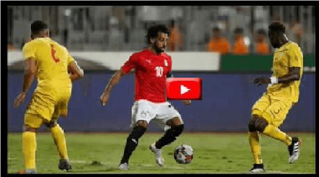 مشاهدة مبارة مصر وزيمبابوي كأس الامم الافريقية بث مباشر يلا شوت