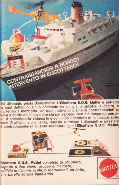 Elicottero Big Jim Anni 80 : Le pubblicità fuorvianti di topolino stagione v parte iv