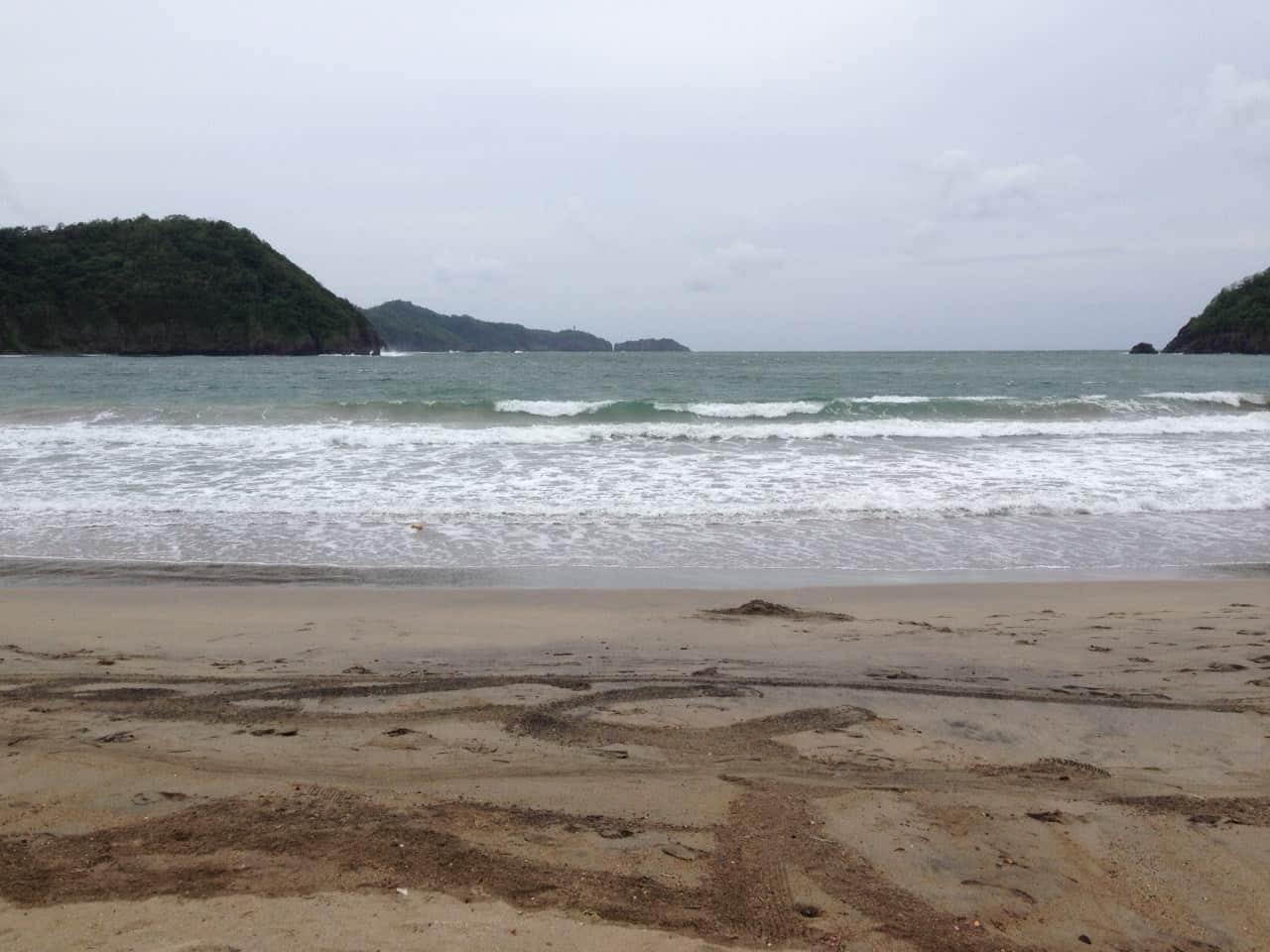 A moment of calm at the beach at Pico de Loro Beach & Country Club