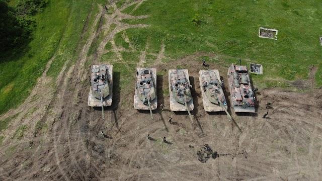 «Σείστηκε» η Βουλγαρία «STRIKE BACK-21»: ΧΧV ΤΘΤ-1η ΤΑΞΑΣ σε άριστη επιχειρησιακή ετοιμότητα (ΦΩΤΟ)