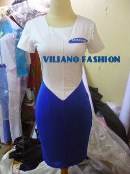 Model Baju SPG