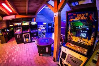 The Arcade Games Museum - Praga