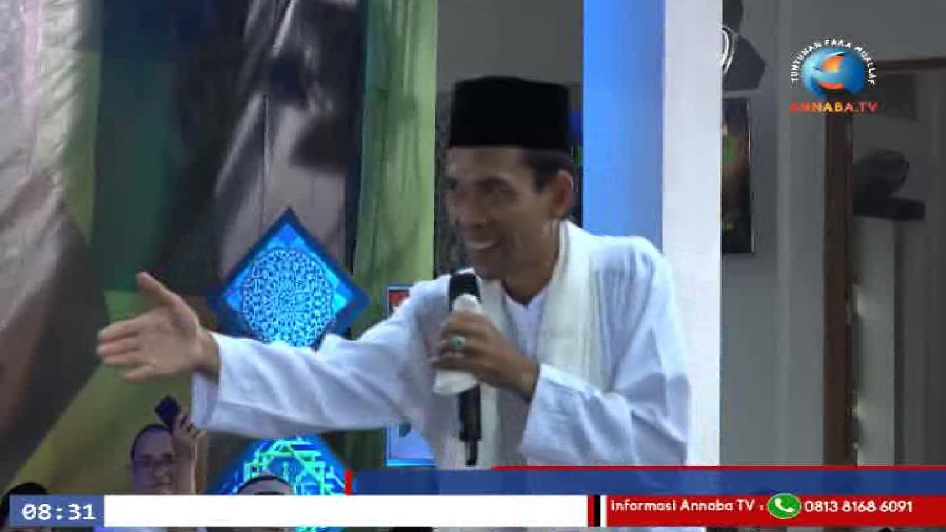 Frekuensi siaran Annaba TV di satelit Palapa D Terbaru