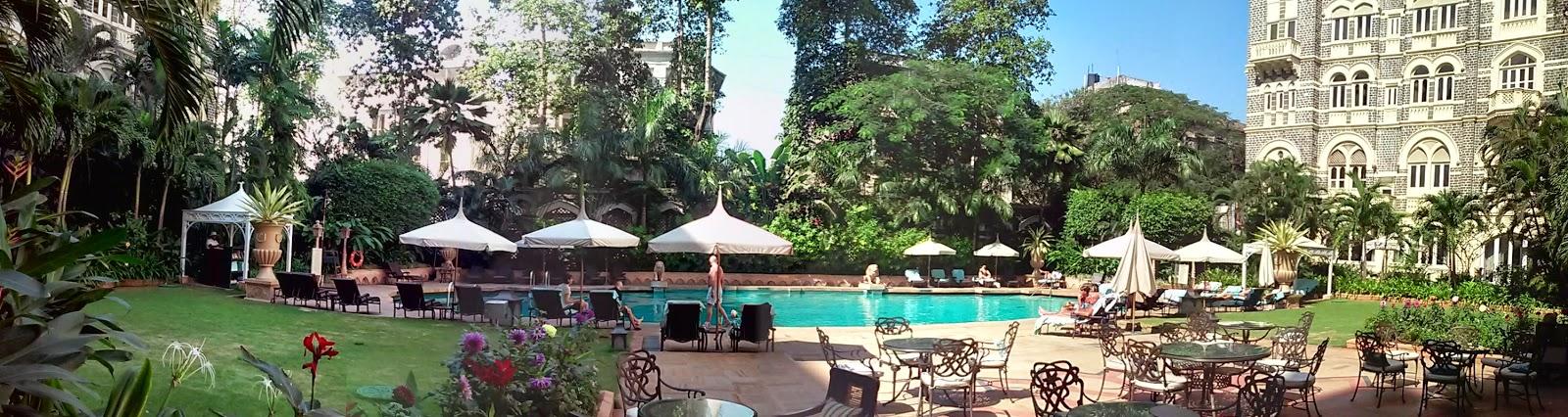 piscine taj mahal palace mumbai