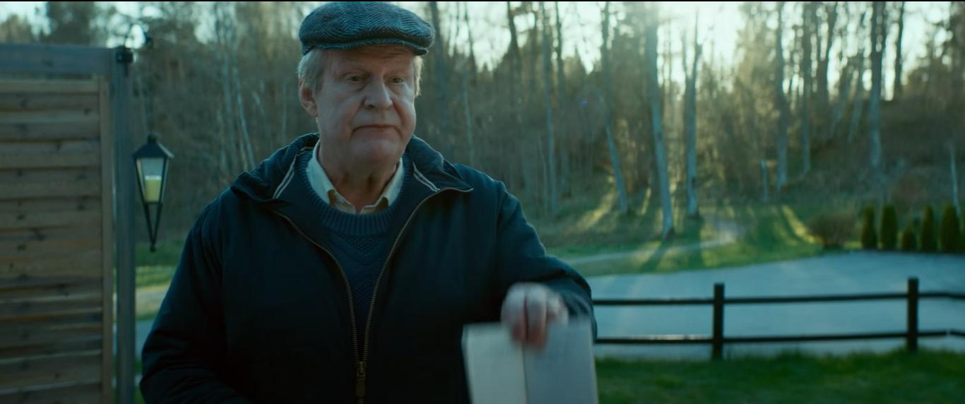 Уве старик из фильма