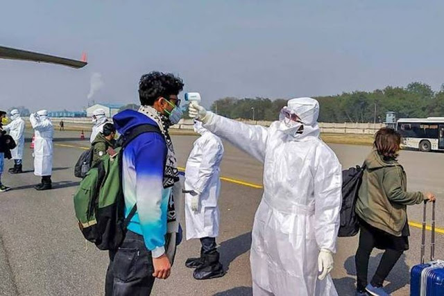 West Bengal reports first coronavirus positive case