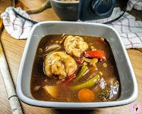 Slow Cooker Beef Casserole & Dumplings Recipe slimming world dumplings