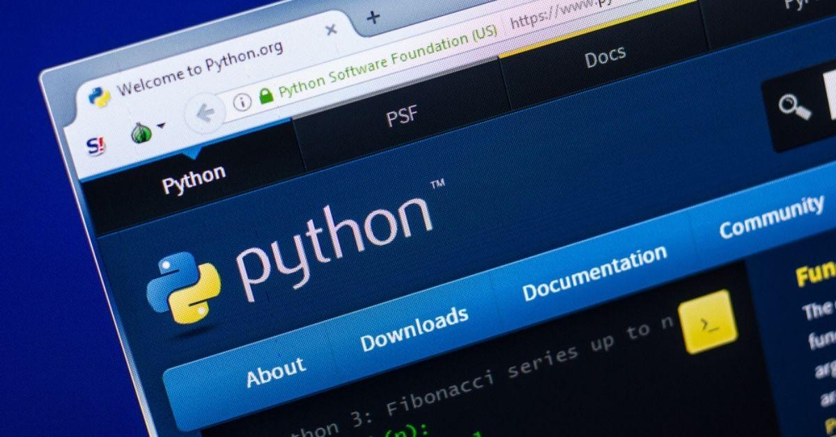 دورة في لغة البرمجة بايثون Python