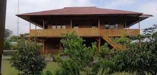 Homestay Dekat Wisata - Villa Kota Batu