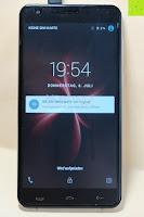 "WLAN verfügbar: HOMTOM HT30 3G Smartphone 5.5""Android 6.0 MT6580 Quad Core 1.3GHz Mobile Phone 1GB RAM 8GB ROM Smart Gestures Wake Gestures Dual SIM OTA GPS WIFI,Weiß"